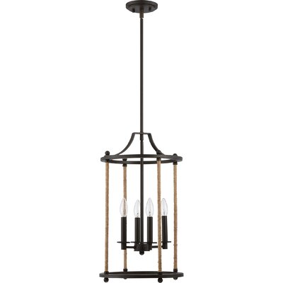 Coventry 4-Light Foyer Pendant
