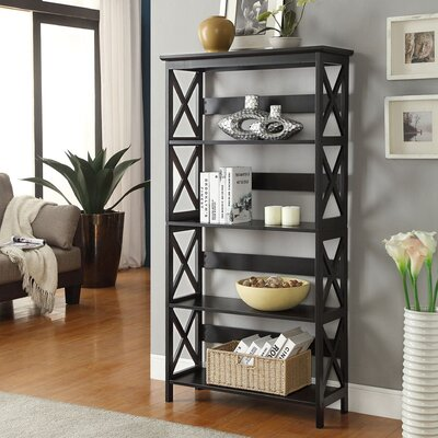 Washington 60 Etagere Bookcase