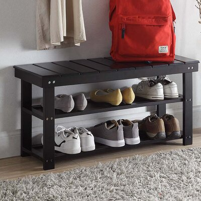 Washington Storage Entryway Bench