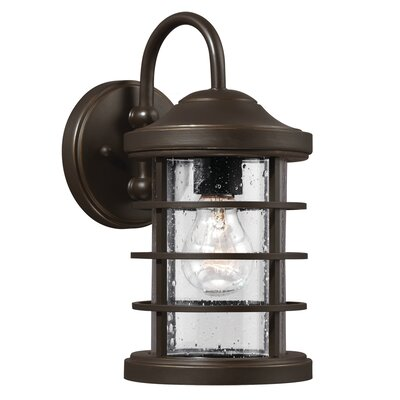 Breakwater Bay Newcastle 1 Light Outdoor Barn Light