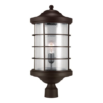 Breakwater Bay Newcastle Outdoor 1 Light Lantern Head