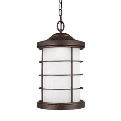 Newcastle Light Mini Pendant Finish: Antique Bronze
