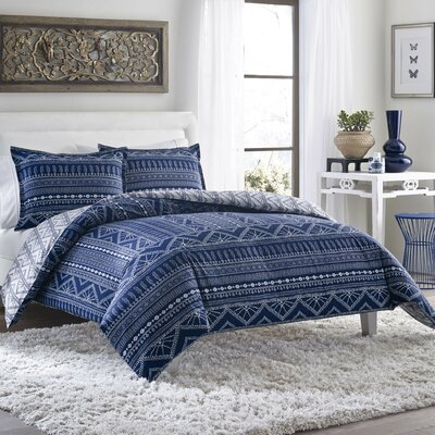 Jacalyn Comforter Set Size: Full/Queen