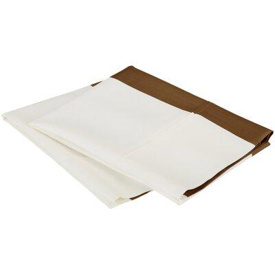 Ariel Pillow Case Color: Taupe