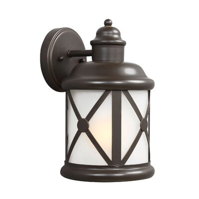 Falmouth 1-Light Outdoor Wall Lantern