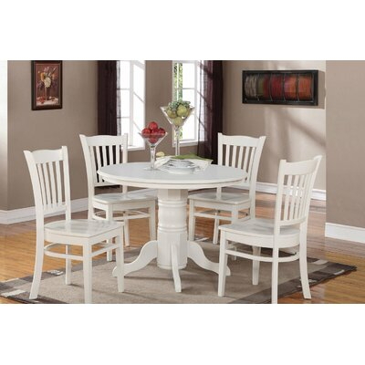 Langwater 5 Piece Dining Set
