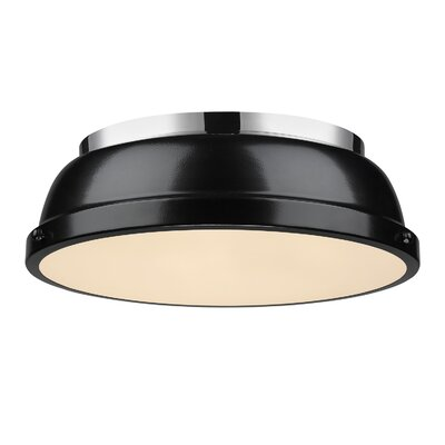 Bowdoinham 2-Light Flush Mount