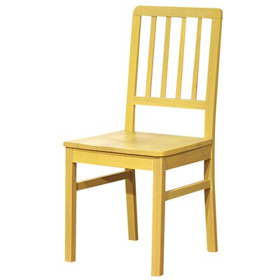 Midships 5 Piece Dining Set Chair Finish: Yellow