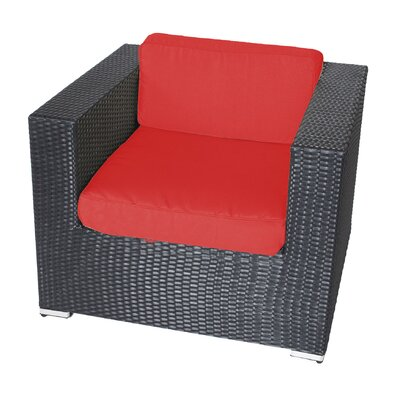 Breakwater Bay Newbury Armchair with Cushion