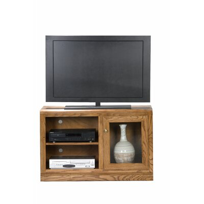 Meredith 42 TV Stand Color: Light Oak