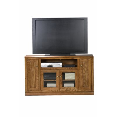 Didier TV Stand Color: Dark Oak