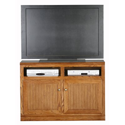 Didier 2 Doors TV Stand Color: Caribbean Rum