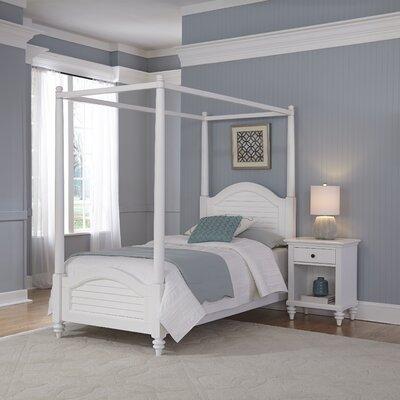 Kenduskeag Canopy 2 Piece Bedroom Set