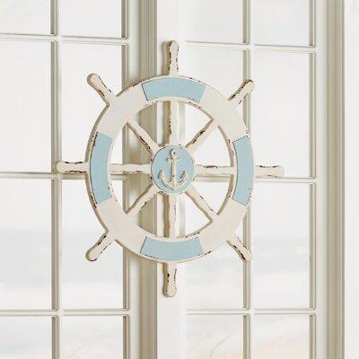 Themed Ship Wheel Wall Décor