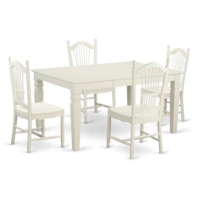 Piermont 5 Piece Dining Set