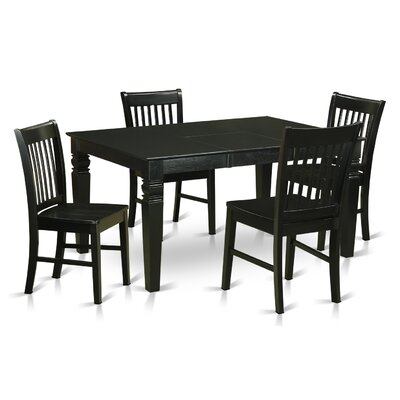 Pennington 5 Piece Dining Set
