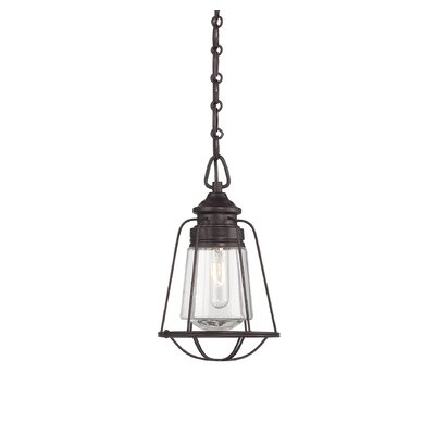 Storrow Mini Pendant Finish: English Bronze