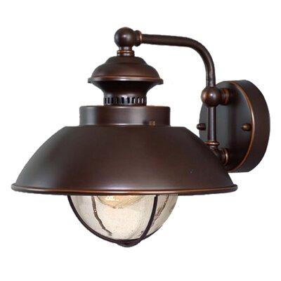 Breakwater Bay Hillendale Nautical 1 Light Outdoor Barn Light