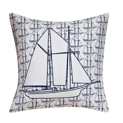 Cleremont Fun Boat Decorative Throw Pillow