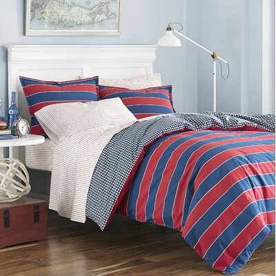 Breakwater Bay Millside Duvet Cover Set