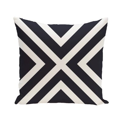 Greater Northdale Outdoor Throw Pillow Color: Bewitching, Size: 16 H x 16 W x 1 D