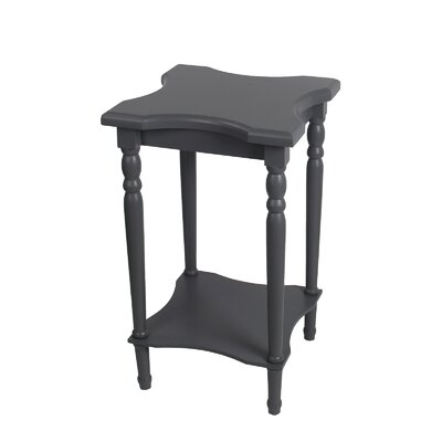Sandalwood End Table Finish: Gray