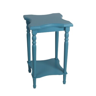 Sandalwood End Table Finish: Blue