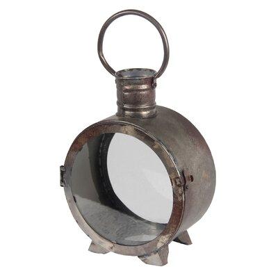 Metal Lantern Size: Large