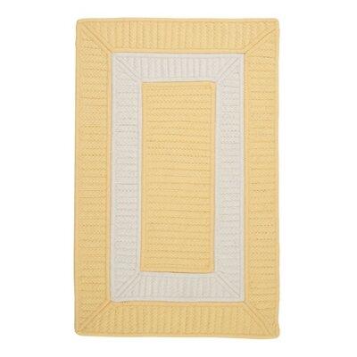 Kenton Yellow Indoor/Outdoor Area Rug