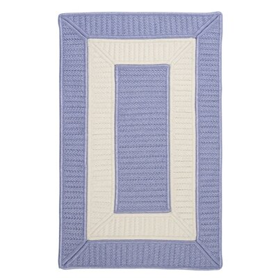 Kenton Purple Indoor/Outdoor Area Rug Rug Size: 2 x 4