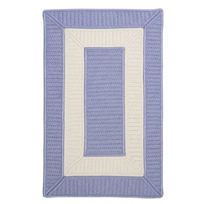 Kenton Purple Indoor/Outdoor Area Rug Rug Size: 4 x 6