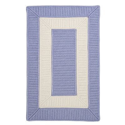Kenton Purple Indoor/Outdoor Area Rug Rug Size: 7 x 9