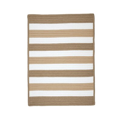 Andover Sand Indoor/Outdoor Area Rug Rug Size: 4 x 6