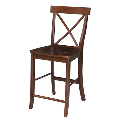 Shoreham 24 Bar Stool Finish: Espresso