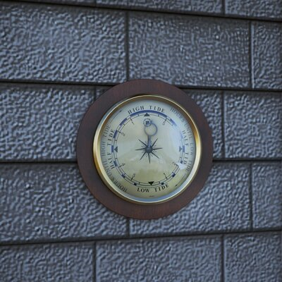 9 Tide Wall Clock