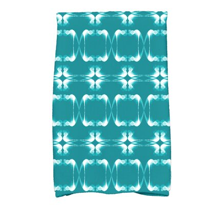 Golden Gate Rectangular Bath Towel Color: Teal