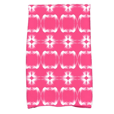 Golden Gate Rectangular Bath Towel Color: Pink