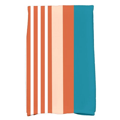 Bartow Beach Shack Bath Towel Color: Teal