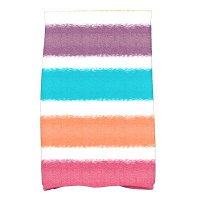 Bartow Stripe Print Hand Towel