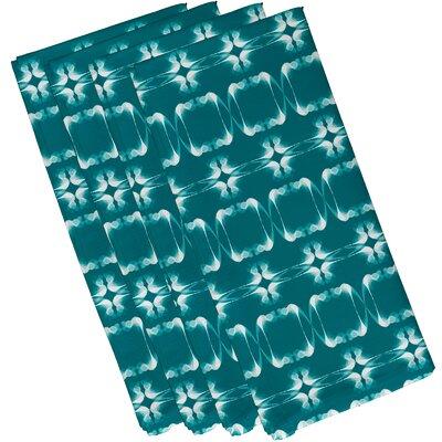 Bartow Summer Picnic Napkin Color: Teal