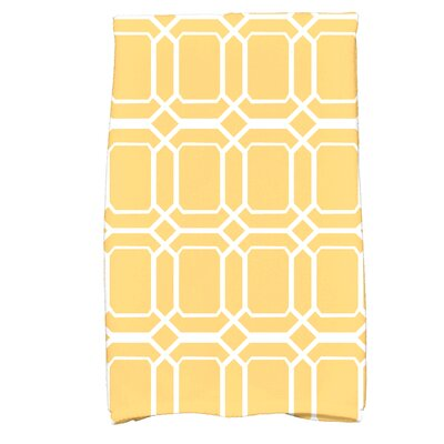 Golden Gate Coastal Bath Towel Color: Yellow