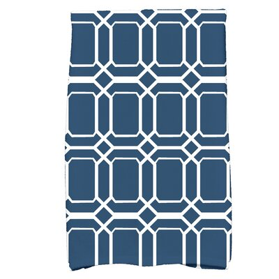 Golden Gate Coastal Bath Towel Color: Blue