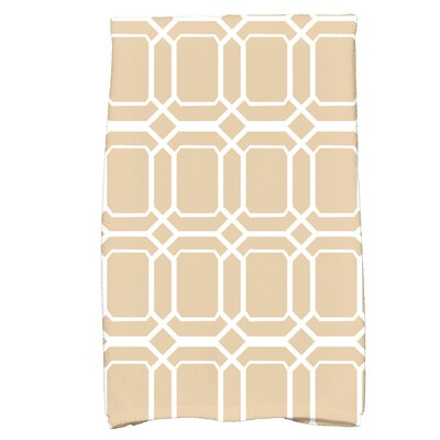 Golden Gate Coastal  Hand Towel Color: Taupe