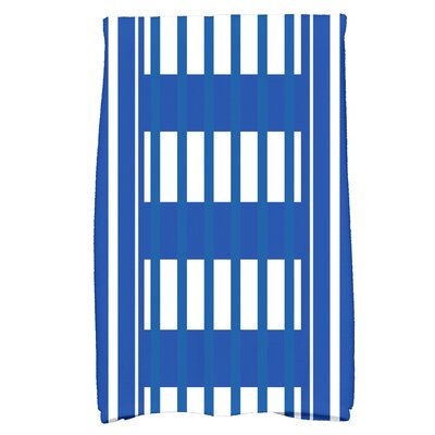 Bartow Beach Blanket Hand Towel Color: Blue