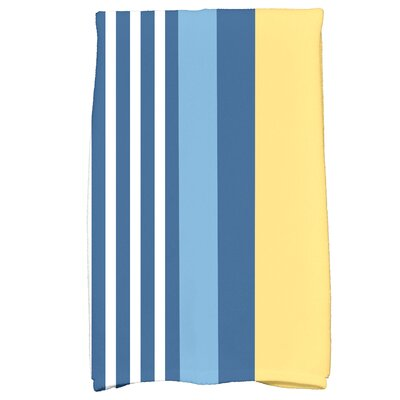 Bartow Beach Shack Hand Towel Color: Yellow