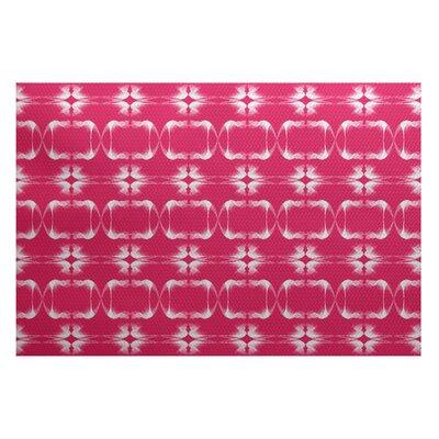 Bartow Pink Indoor/Outdoor Area Rug