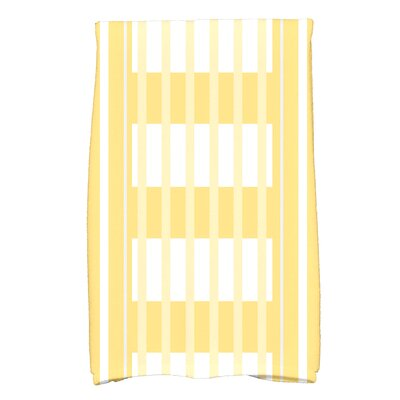 Bartow Beach Blanket Bath Towel Color: Yellow