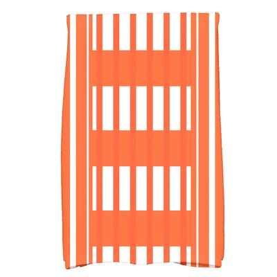 Bartow Beach Blanket Bath Towel Color: Orange