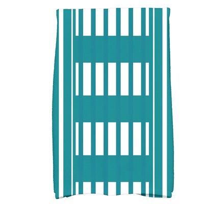 Bartow Beach Blanket Bath Towel Color: Teal