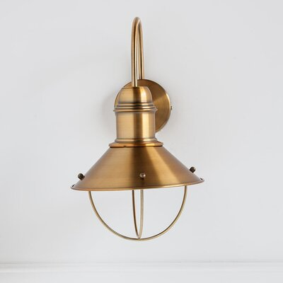 Breakwater Bay Ferncliff 1 Light Wall Sconce